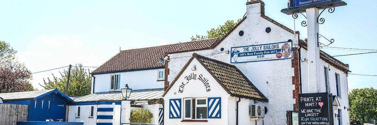 Awarded Nation's Best Family Pub